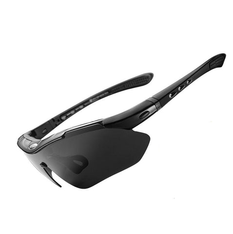 ROCKBROS Polarized Sports Men Sunglasses Road Cycling Glasses Mountain Bike Bicycle Riding