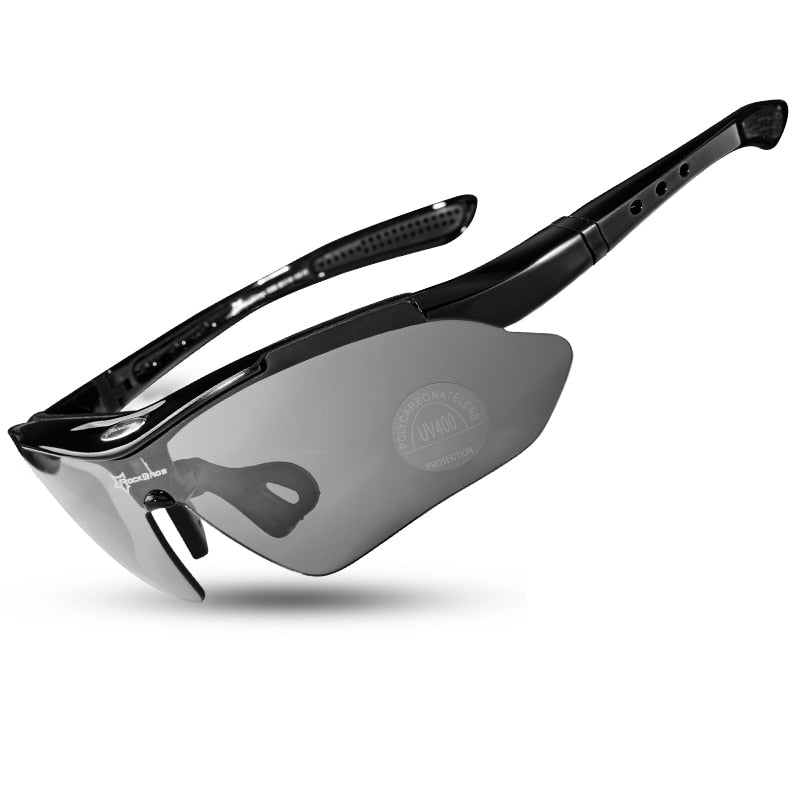 ROCKBROS Sunglasses Frame Polarized Cycling Glasses Frame (tips Item only include the sunglasses
