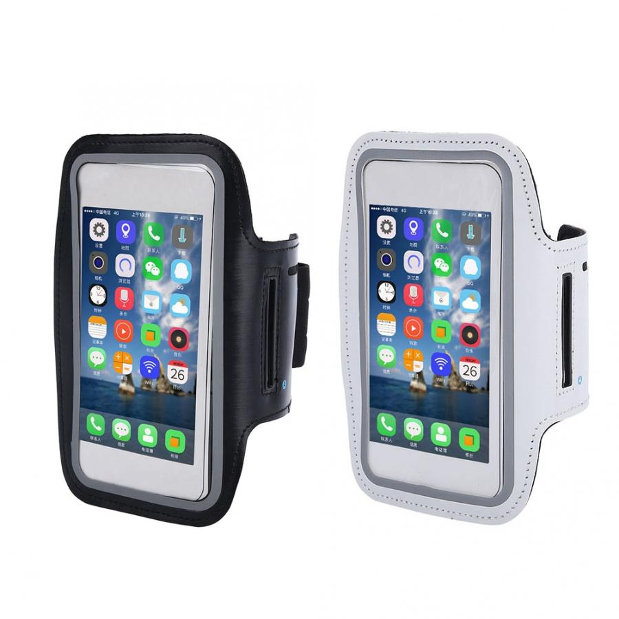 Running Bags Men Women Armbands Touch Screen Cell Phone Pouch Arms Band Case Gym Sports