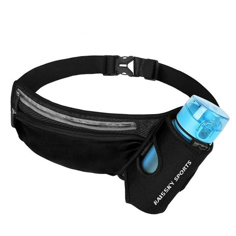Running Marathon Waist Bag Sports Climbing Hiking Racing Gym Fitness Lightweight Hydration Belt