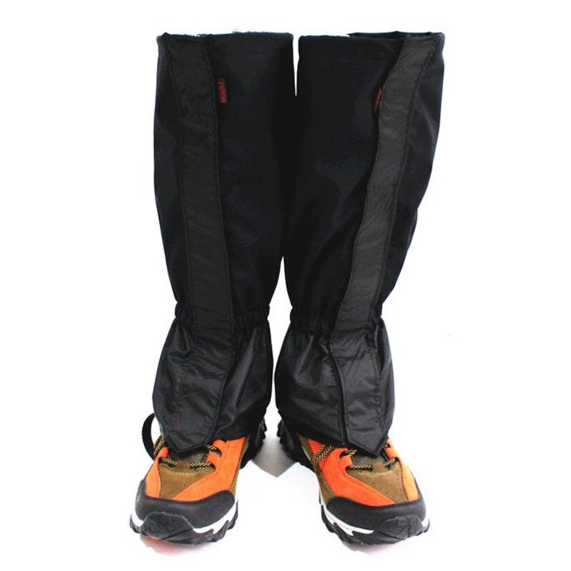 Unisex Waterproof Legging Gaiter Leg Cover outdoor Camping Hiking Ski Boots Travel Snow Hunting