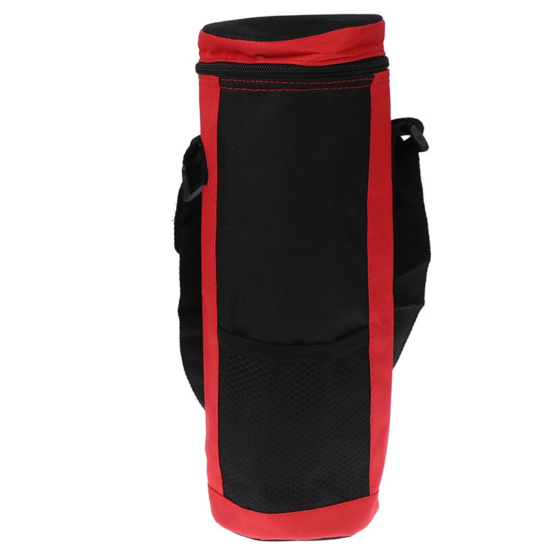 Water Bottle Cooler Tote Bag Universal Water Bottle Pouch High Capacity Insulated Cooler Bag Outdoor