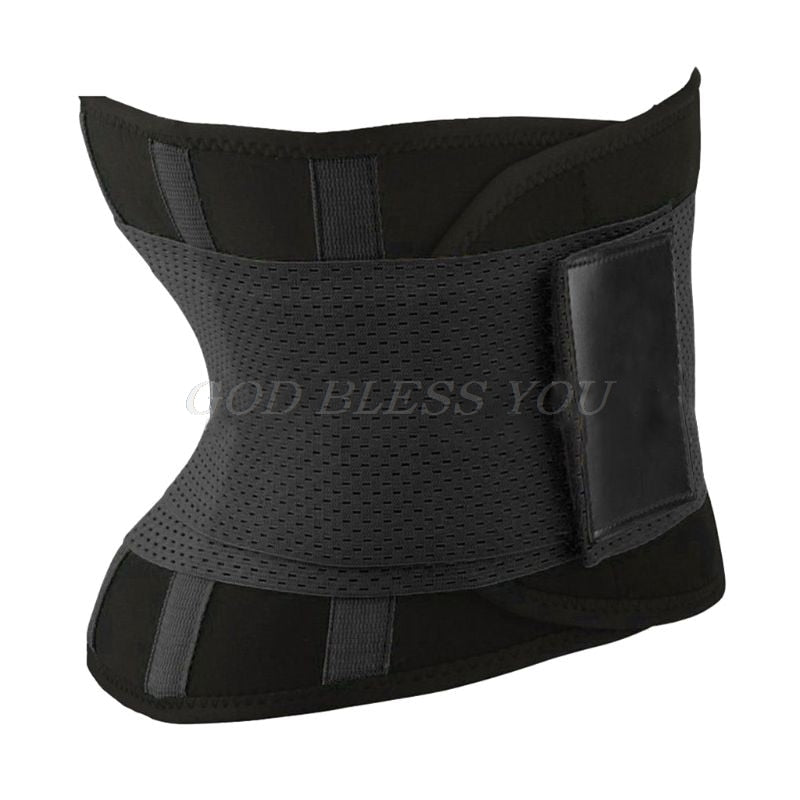 Women Waist Trainer Corset Abdomen Slimming Body Shaper Sport Girdle Belt Exercise Workout Aid Gym