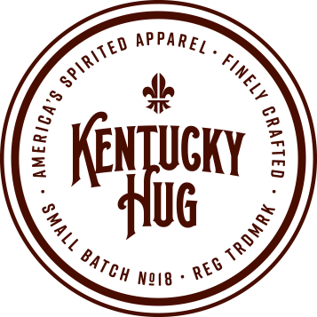 Kentucky Hug® Signature Seal Sticker