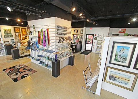 Harbour View Gallery, Artist Cooperative in Cape Coral, Florida