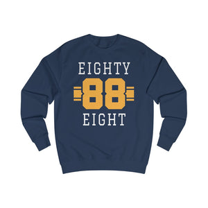 Eighty-eight | Miesten college (S-2XL)