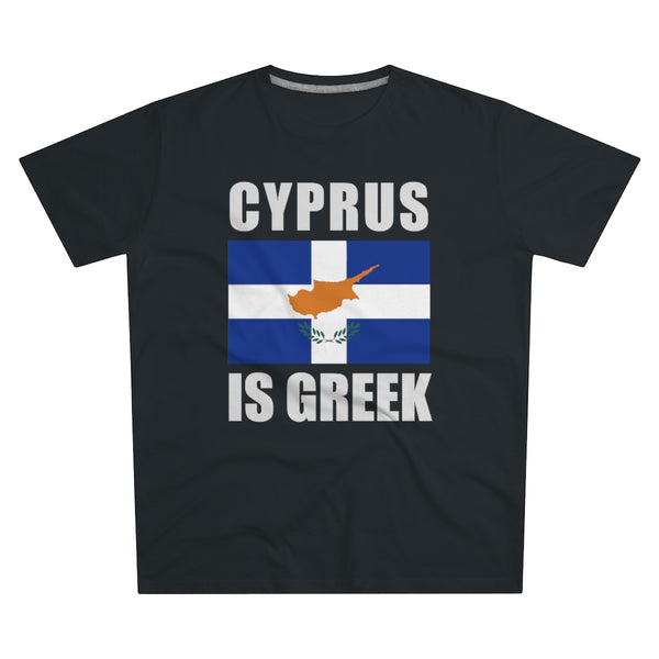 Cyprus is Greek | T-paita (S-5XL)