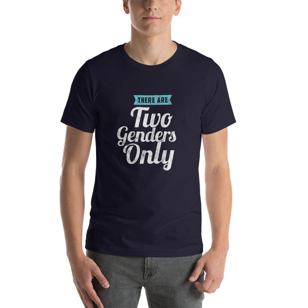 Two Genders Only | T-paita (unisex)