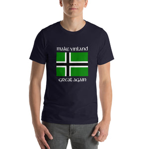 Make Vinland Great Again | T-paita (unisex)