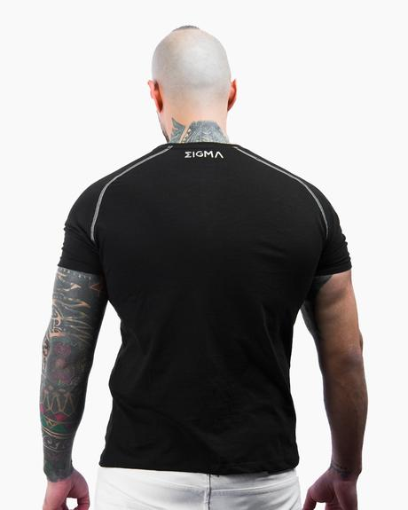 Hydro Flipped T-shirt (Black)