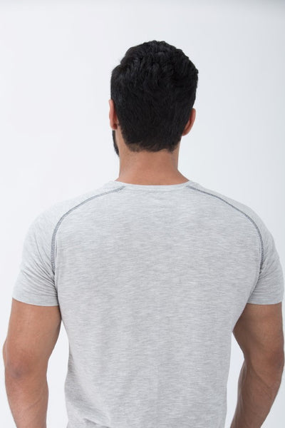 Hydro Flipped T-shirt (Light Gray)