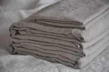 Pure Linen Sheet Set (4 PC) in Natural Linen Color