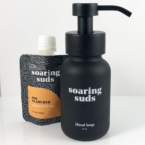 Foaming Liquid Hand Soap Set-Sol Searcher