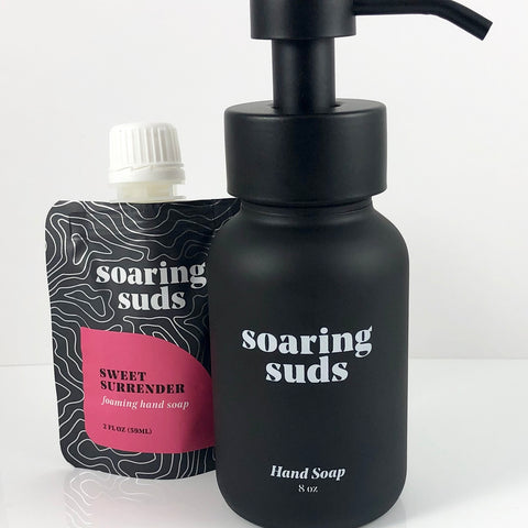 Foaming Liquid Hand Soap Set-Sweet Surrender