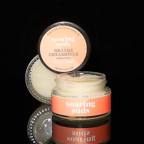 Orange Creamsicle Kisser Scrub