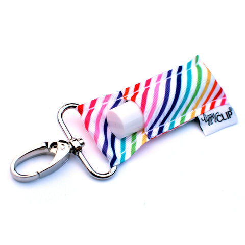 Rainbow Stripe LippyClip