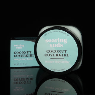 Coconut Covergirl Body Butter