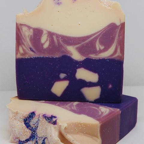Grape Escape-Coconut Milk Soap