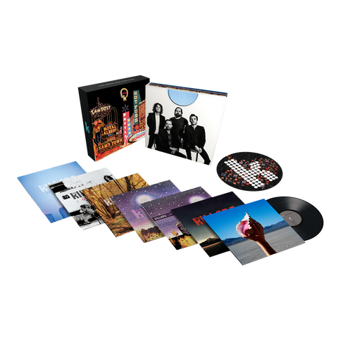 The Killers LP Box Set – Black Vinyl Edition