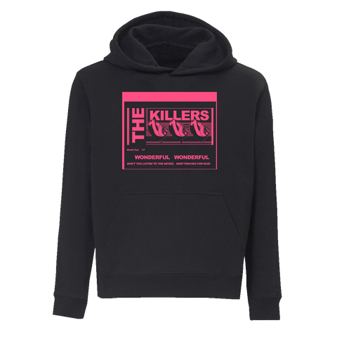 Wonderful Wonderful Lyric Hoodie