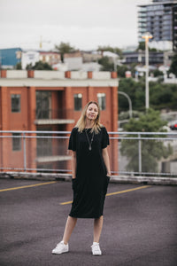 Fabrik8 Merino Box Dress