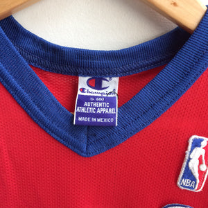 Vintage Champion Clippers Elton Brand Jersey 6-8 Years