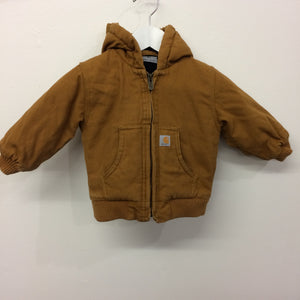 Carhartt Hooded Toddler Jacket 12 Months