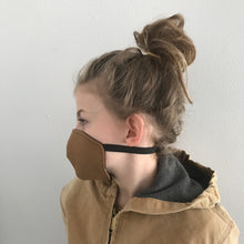 Ltd Edition reusable Face Mask - Carhartt Fabric Kids and Adults
