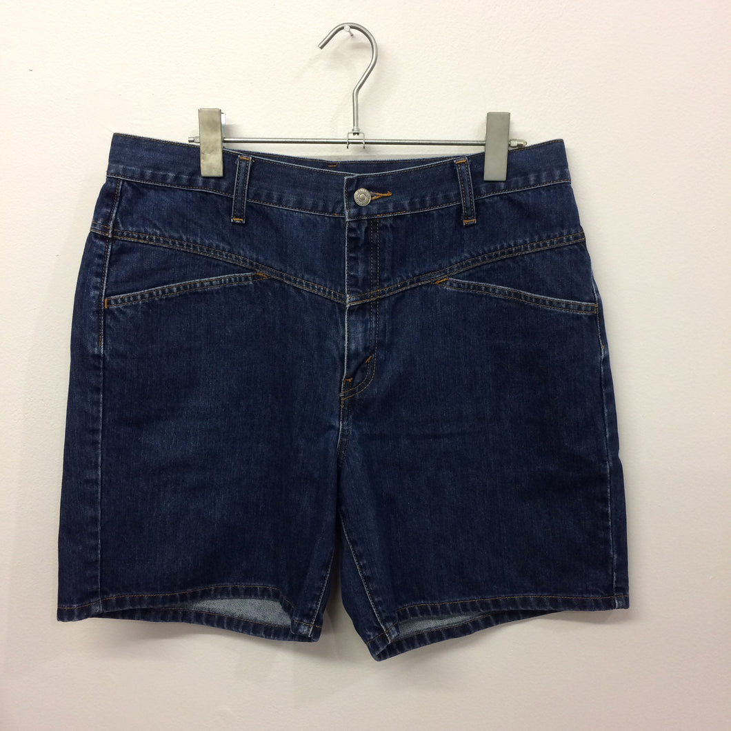 "Vintage Levi's high waisted shorts 31"" waist Ladies"