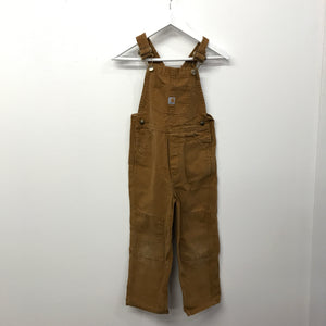 Carhartt Double Knee Overalls  4 Years #2