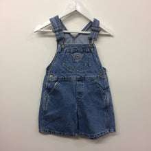 Vintage Guess Denim Shortalls 2 Years