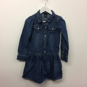 Vintage RL Denim Dress 6 Years