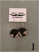 Miss Tash Ceramics Earrings