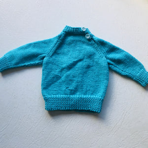 Preloved Hand Knit 6-12 months