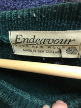 Vintage NZ made Endeavour Knit Jersey