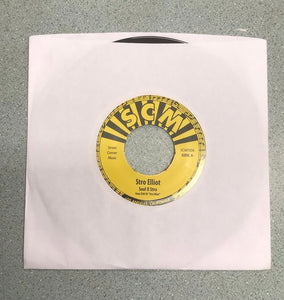 "Stro Elliot - Soul II Stro b/w The Egyptian Way (7"")"
