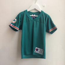 Vintage Champion Toddler Dolphins Marino Jersey 4 Years