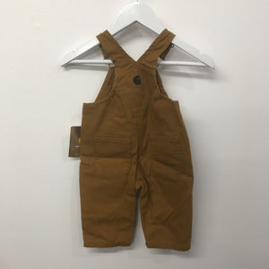 Brand New Carhartt Double Knee Overalls 3 Months