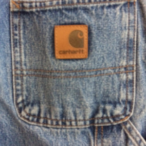 Carhartt Carpenter Jeans 10 Years