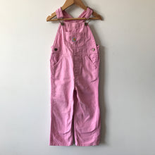 Carhartt Pink Overalls 3 Years