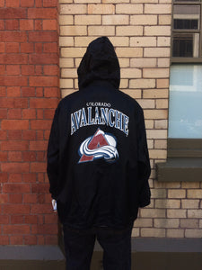 Vintage Deadstock Chalk Line Colorado Avalanche Jackets