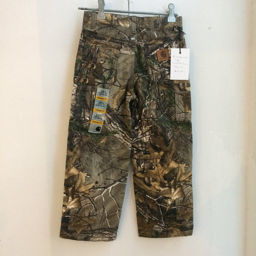 Brand New Carhartt Real Tree Camo Carpenter Pants 5 years