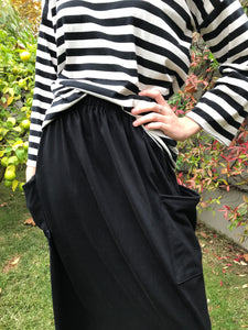Ready to Send Fabrik8 Isol8 Pocky Skirt Black