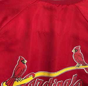 Vintage Chalk Line Cardinals Jacket 8 years