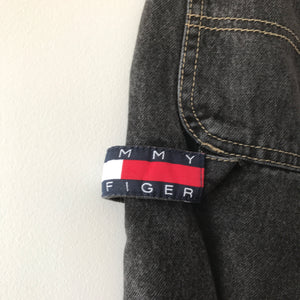 2002 Boys Tommy Big Flag Carpenter jeans size 10 years