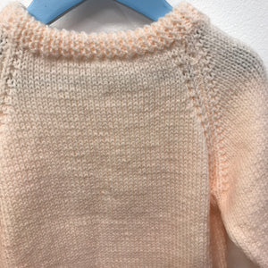 Toddler Hand Knit 2-3 Years