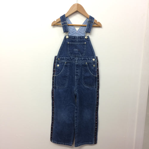 Vintage Tommy Denim Overalls 5 Years