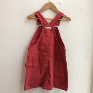 Vintage RL Polo Overall Dress 5 Years