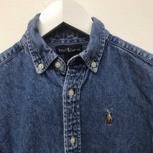 Vintage RL Denim Shirt 7 Years