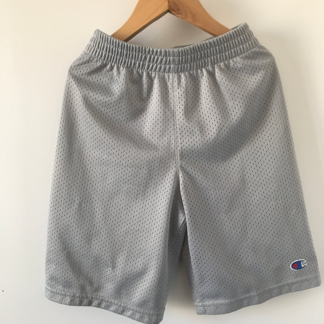 Kids Champion Mesh Bball 7 Years Grey